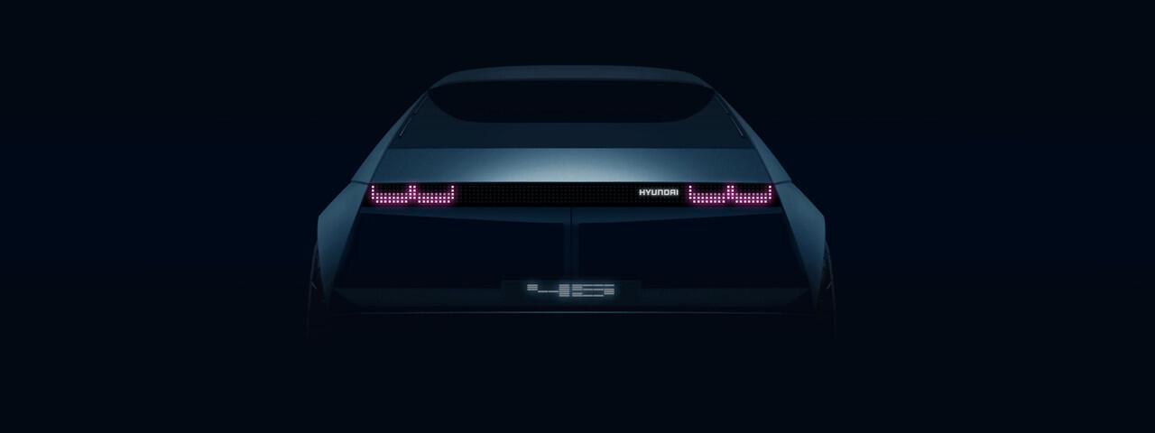 Hyundai 45, Mobil Listrik Yang Curi Perhatian di FMS 2019