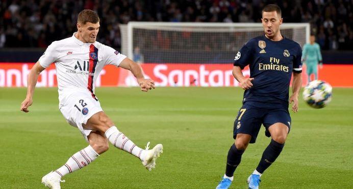 Ketika Fans Real Madrid Mencibir Eden Hazard dan Thibaut Courtois
