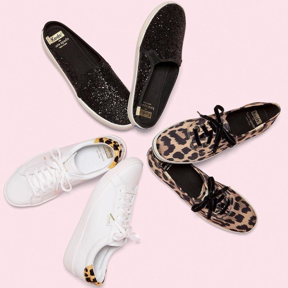 Keds dan Kate Spade Hadirkan 5 Koleksi Sepatu Hasil Kolaborasi Terbarunya!