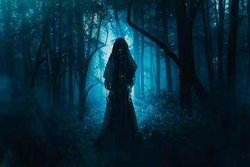 Teror Wanita Penunggu Gunung Gosong. Ngeri!