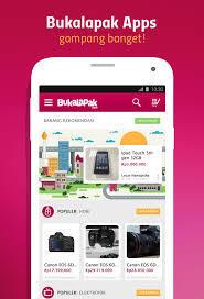 Aplikasi Bukalapak Lenyap dari Play Store