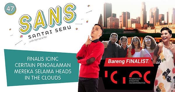 Go International! Intip Keseruan Finalis ICINC di LA bareng SANS