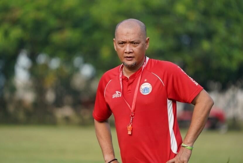 Julio Hengkang, Ismed Sofyan Jadi Asisten Pelatih Persija