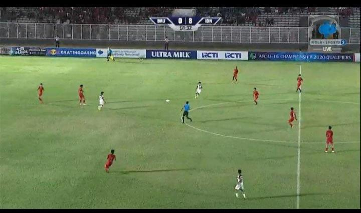 Kalahkan Brunei 8 Gol Tanpa Balas, IndonesiaU16 Akan Lawan China! Prediksi Kamu?