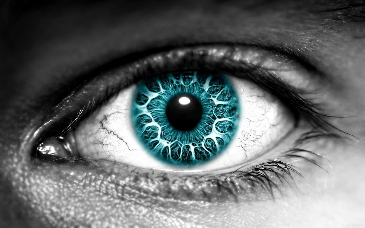Wujud Asli Mahkluk Gaib di Mata Anak Indigo