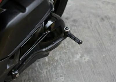 Bagaimana Jadinya Dengan Motor Matik Kekinian Tidak Gunakan Kick Starter Lagi?