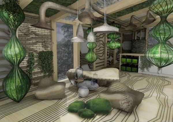 Ini Dia 5 Konsep Bangunan Futuristik Yang Menyatu Dengan Alam