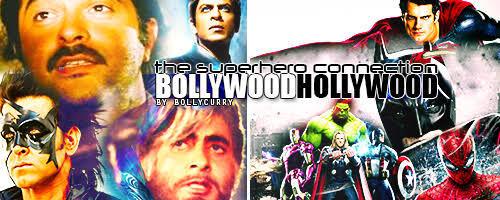 Pilih Hollywood Atau Bollywood !!