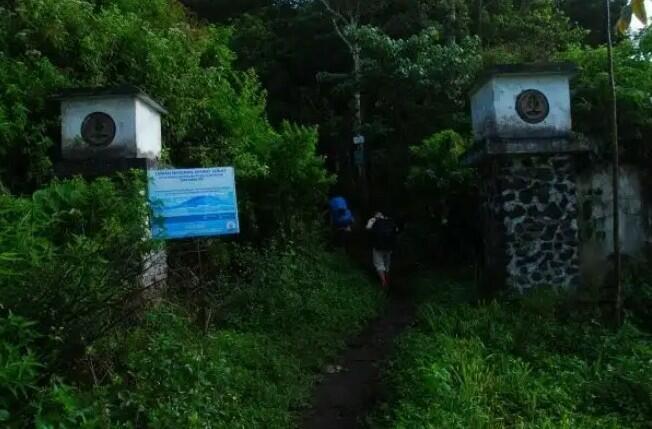 UHANG PENDEK (Misteri Pendakian Gunung Kerinci)