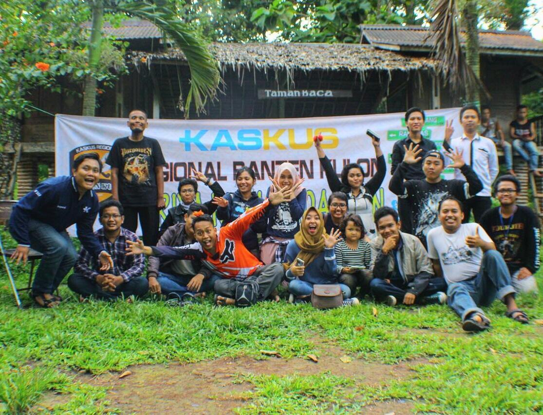 Serunya Berkomunitas Di Regional Kaskus Banten Kulon