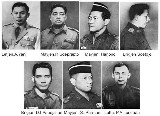 G30S/PKI & Hadiah Patung Misterius Untuk Soeharto