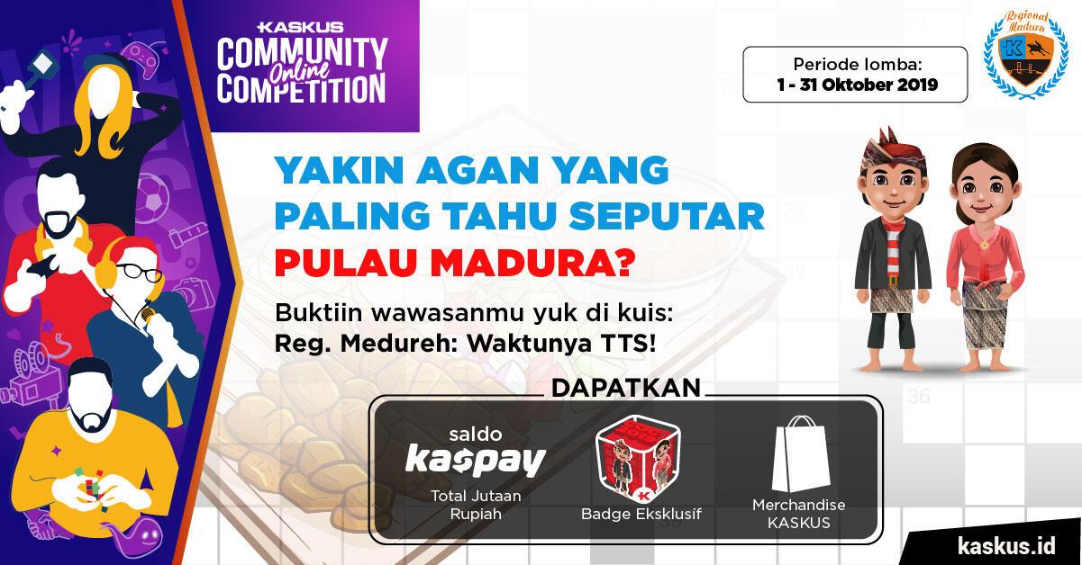 [COC 2019] TTS Kaskus Regional Madura