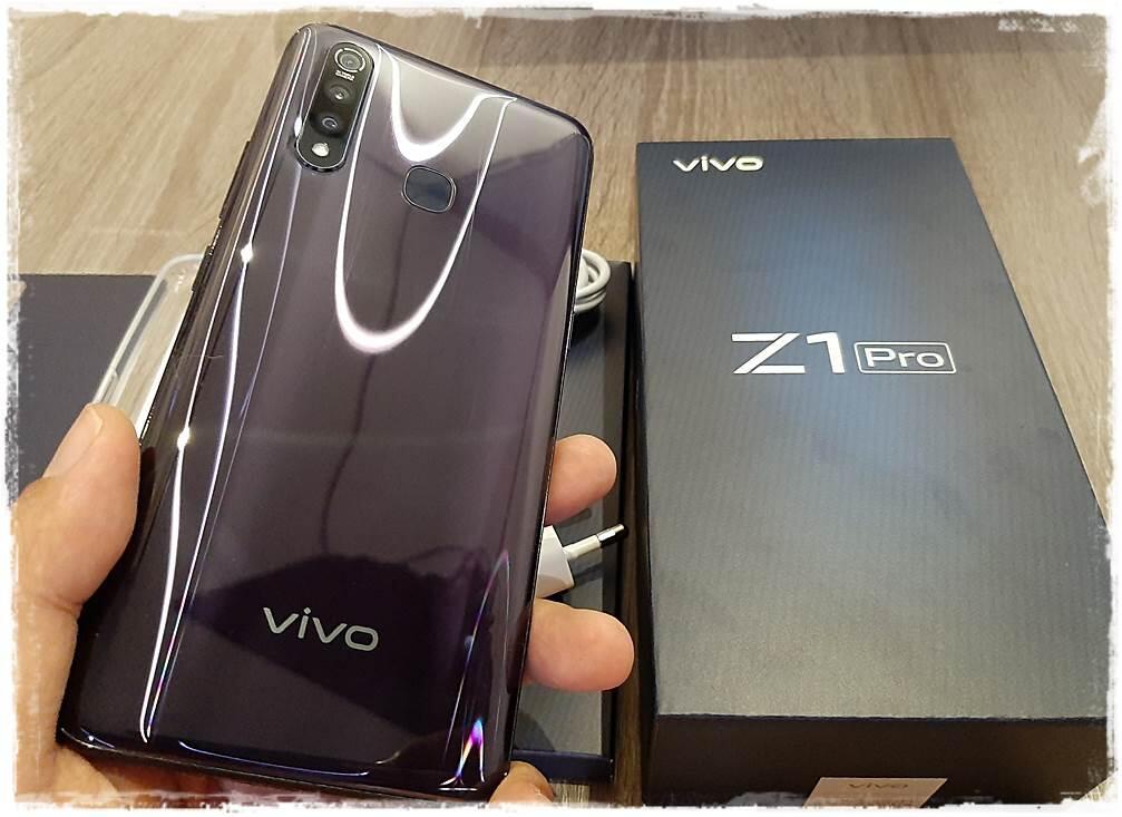 Pengen Punya Smartphone Gaming yang Powerful dan Tahan Lama? vivo Z1 Pro 6GB aja Gan!