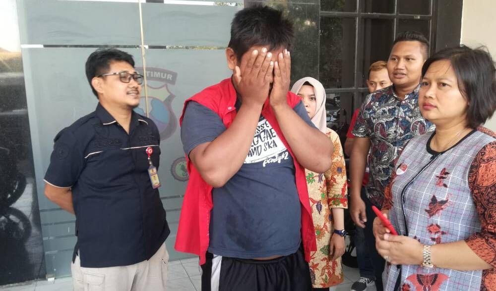 Nekat Remas Payudara Mahasiswi, Ibnu : 'Saya Lihat Buah Dadanya Langsung Kepincut'