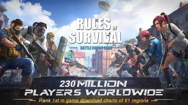 Game Genre Battle Royale Android Terbaik 2019, Lets Go To Play!