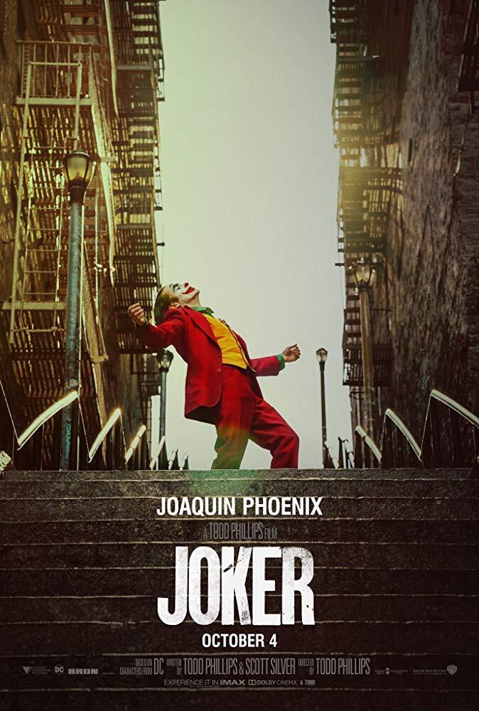 Rekomendasi Movie yang WAJIB Ditonton di Oktober 2019