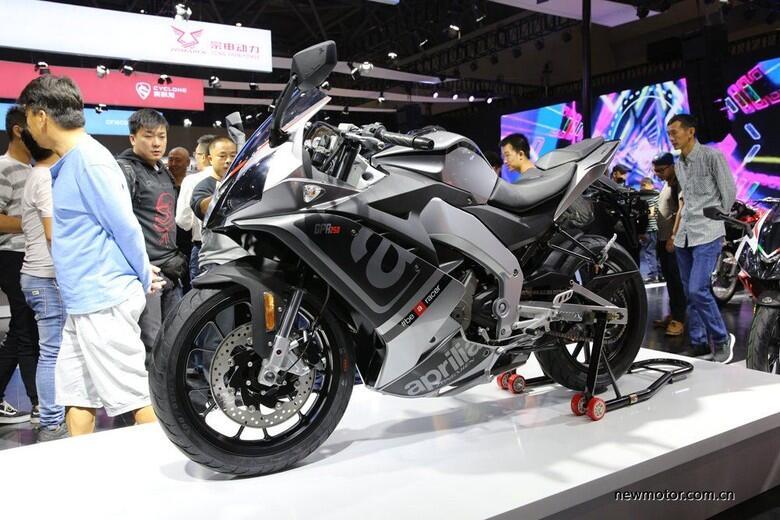 Aprilia GPR250, Motor Baru Penantang Kelas 250cc