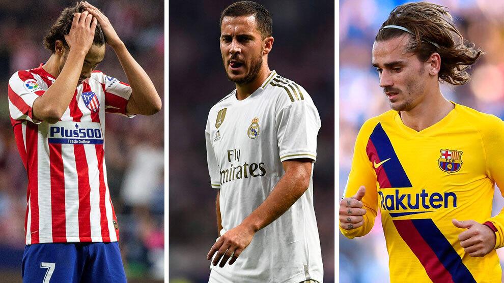 La Liga Masih Belum Menemukan Pemain Bintang