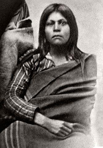 Wanita Terakhir di San Nicholas Island