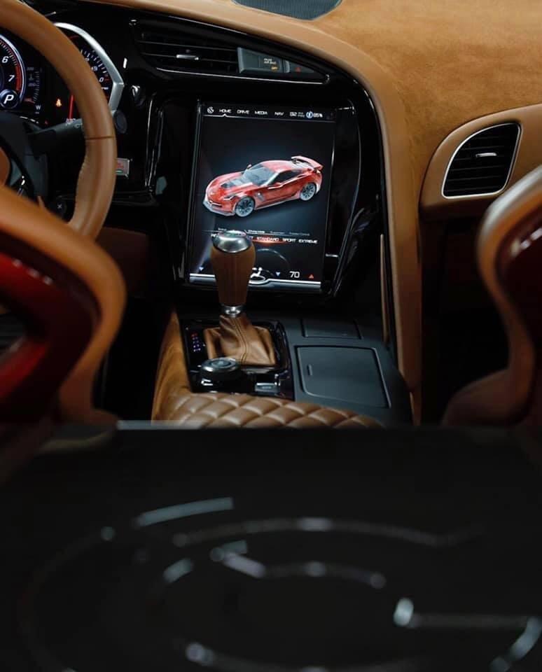 Chevrolet Corvette Listrik Tembus 337 Km/Jam