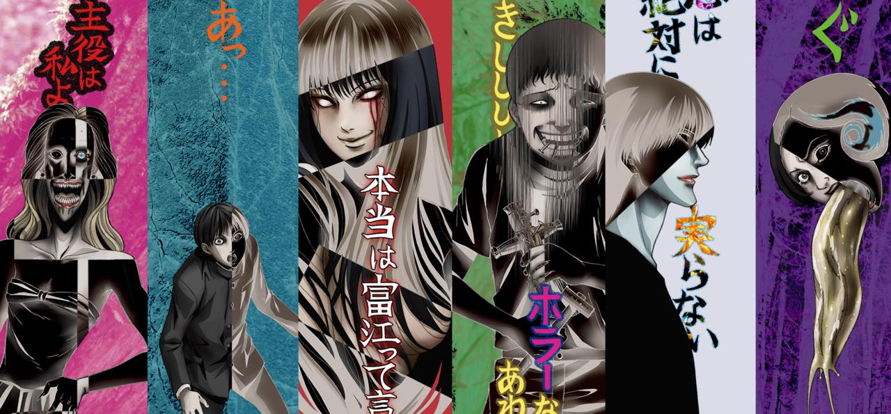 10 Anime Horror yang Patut Agan Icip