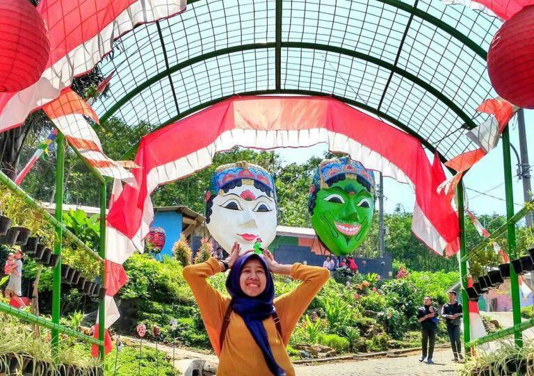 Kampung Topeng, Destinasi Wisata Hemat Biaya dan Mengedukasi di Kota Malang