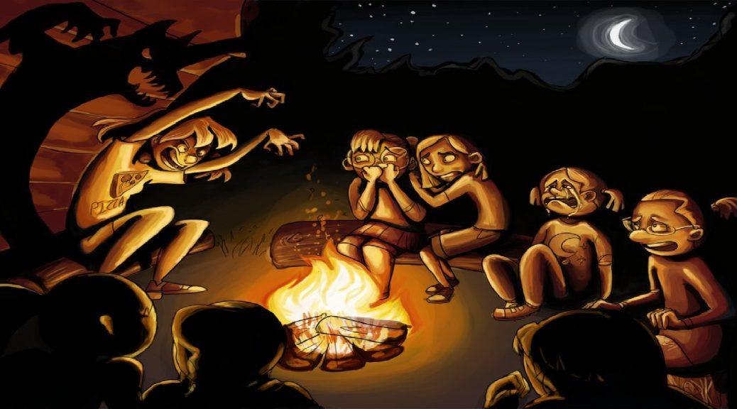 Campfire Story ( Between Fiction, True Story, and Urban Legend )