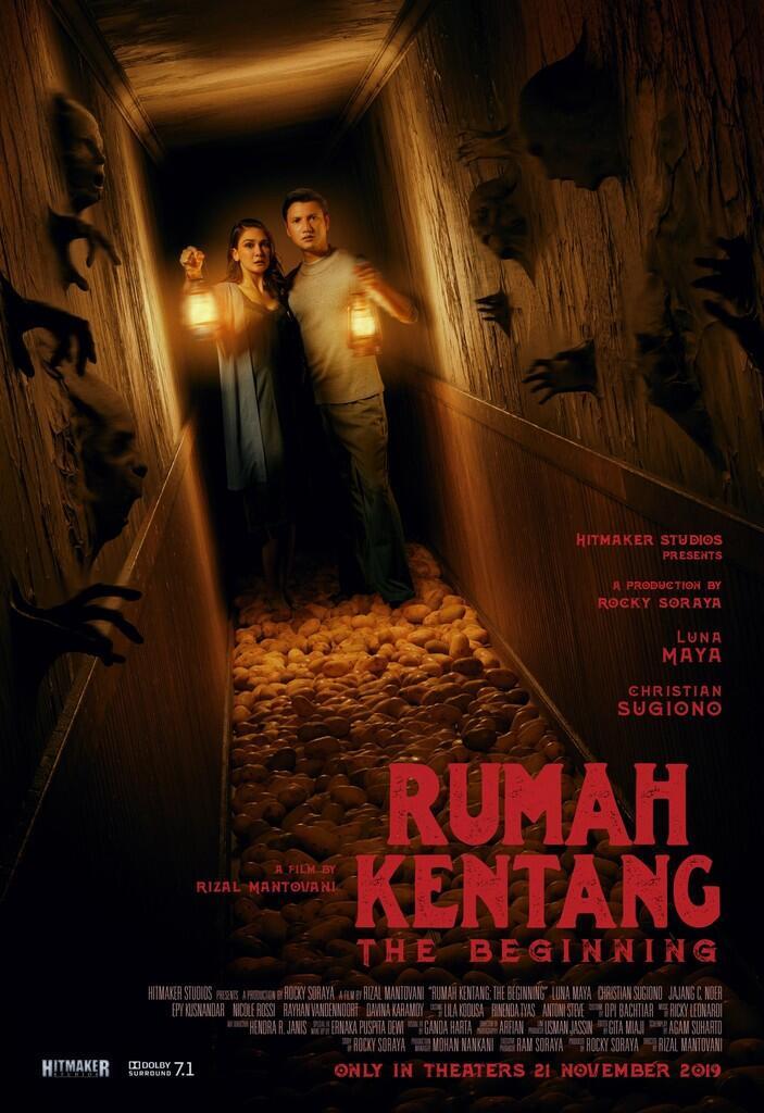 Rumah Kentang: The Beginning (2019) - dir: Rizal Mantovani