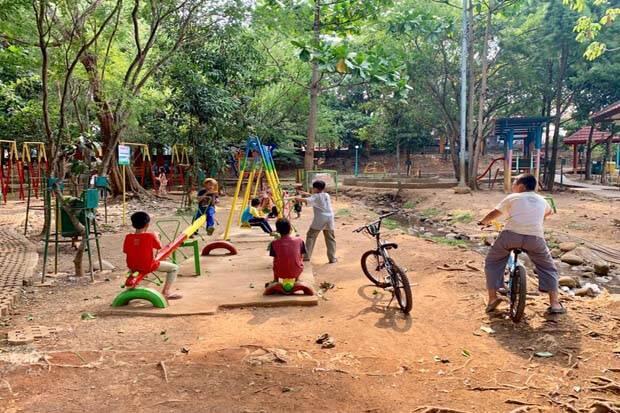 Depok dan Jakarta Timur Raih Sertifikasi Ruang Bermain Ramah Anak