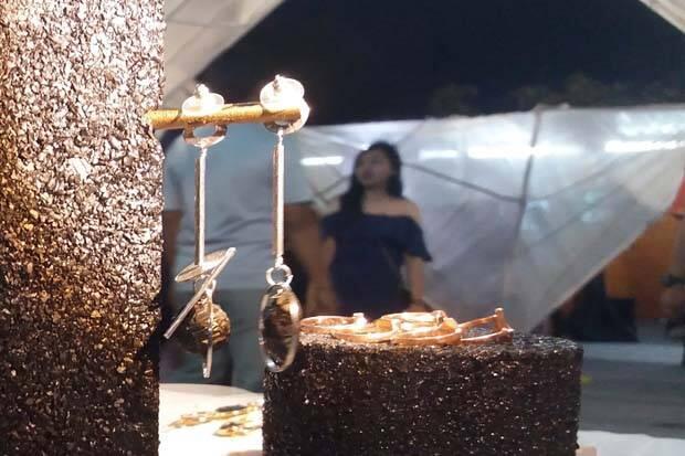 Berdayakan Eks Penambang, Alumnus ITB Bikin Perhiasan dari Limbah Batu Bara