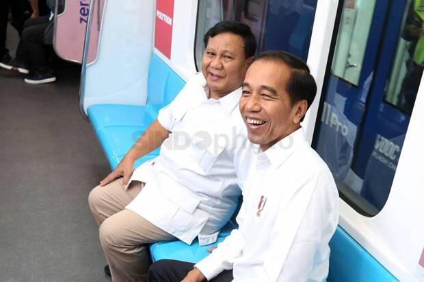 Gerindra Diisukan Masuk Kabinet, Menteri Jokowi Diprediksi Penuh Warna