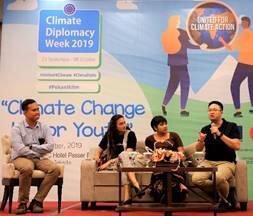 Pemuda Indonesia Perlu Jadi Pelopor Aksi Darurat Iklim
