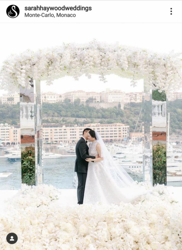 Pernikahan Mewah Mulai Dari Anak Presiden-Pengusaha, Ada Yang Sampai 100M Lho!