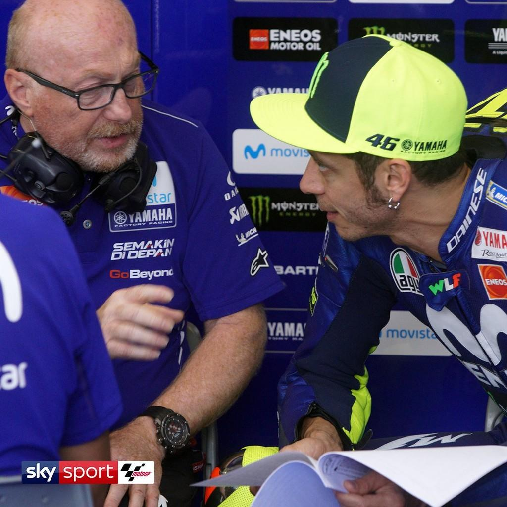 Kabar Mengejutkan, Valentino Rossi Pecat Kepala Mekaniknya, Alasan Jarang Menang?