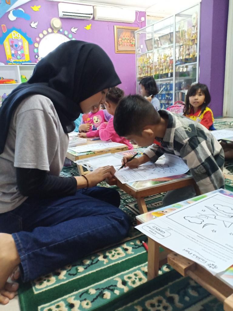Pelatihan Guru TK dijamin kerja
