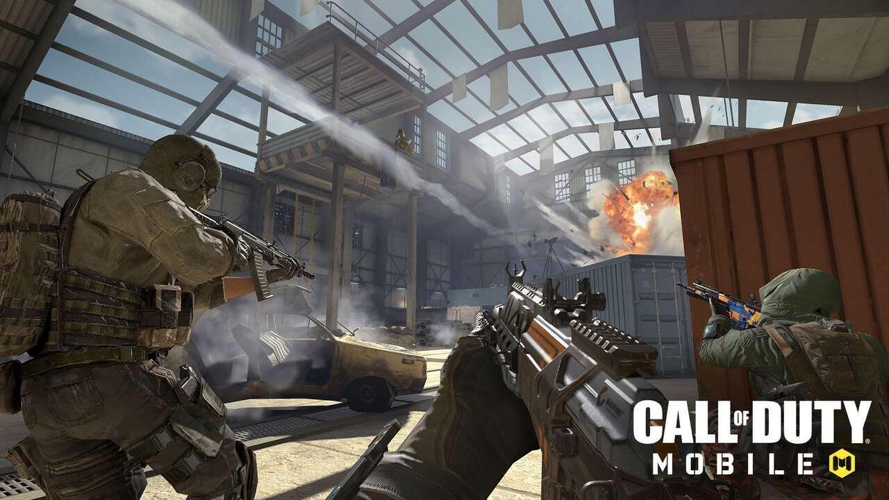 Nyobain Call of Duty Mobile di vivo Z1 Pro 6GB : Mulus Ngga Nih?