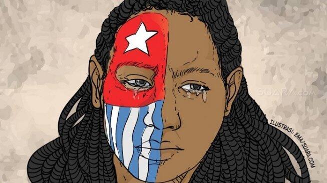 Buzzer Hoaks soal Papua Dapat Kucuran Dana Rp 4,2 M untuk Iklan di Facebook