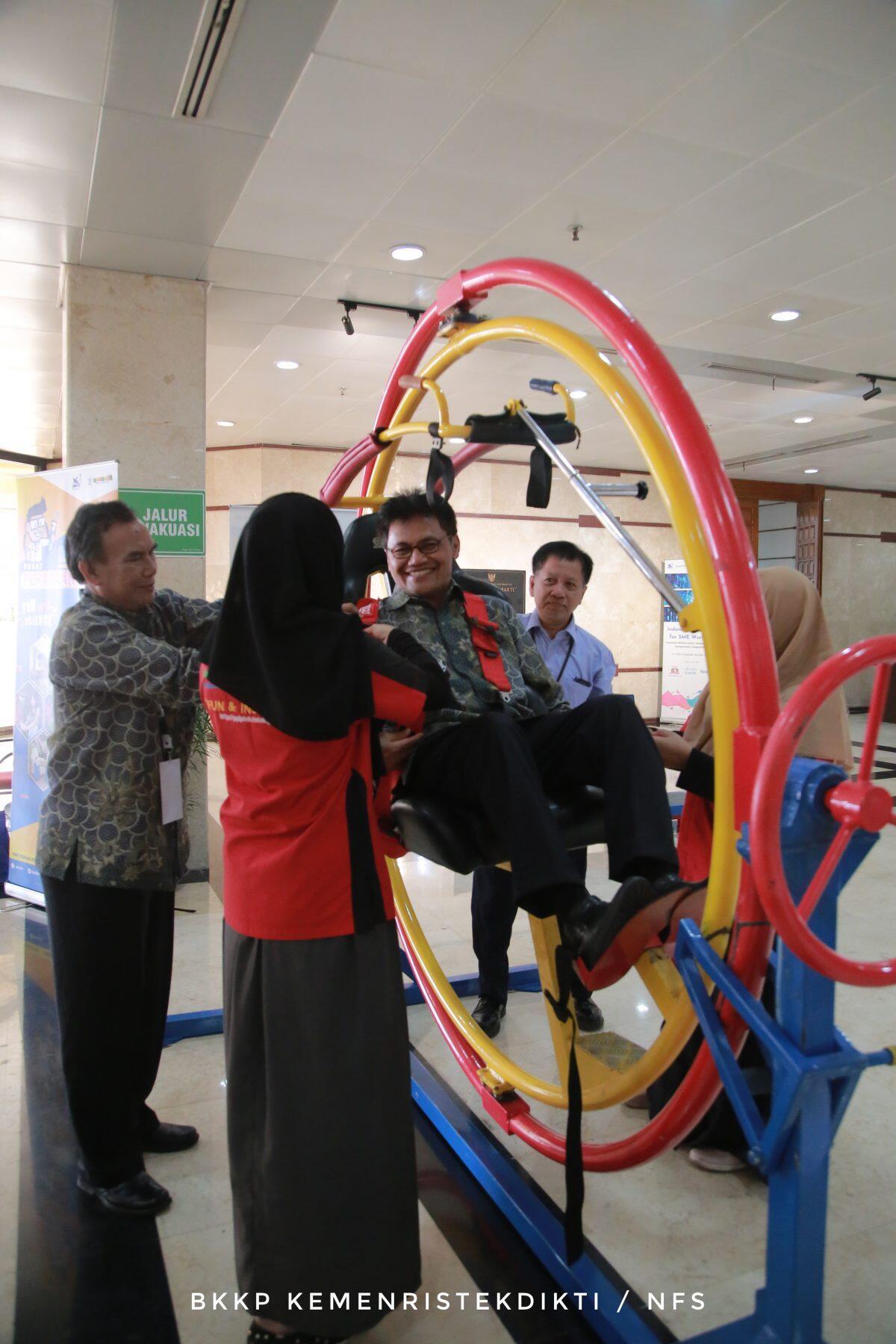 PIF 2019 Dorong Masyarakat Berinovasi tanpa Batas