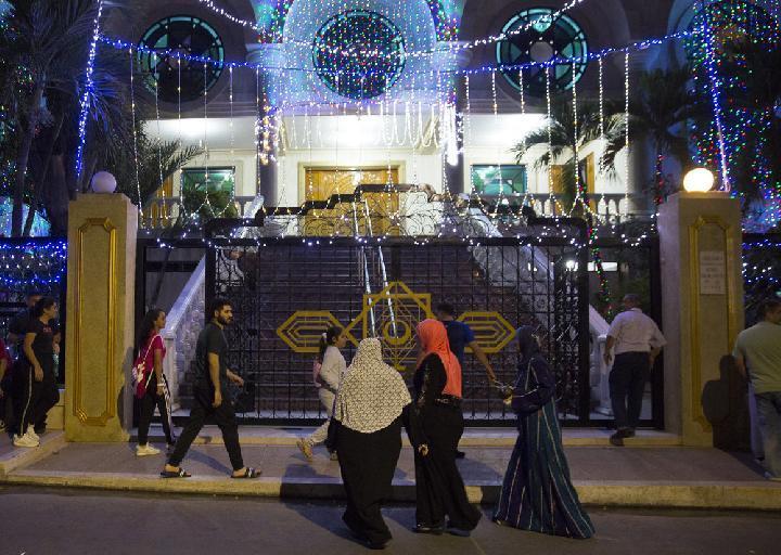 Kisah Sebuah Masjid di Perbatasan Venezuela-Kolombia