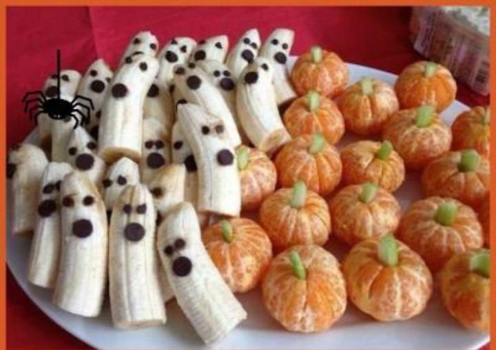 Mencoba Bikin Cemilan Sederhana yang Creepy Abis Untuk Perayaan Halloween