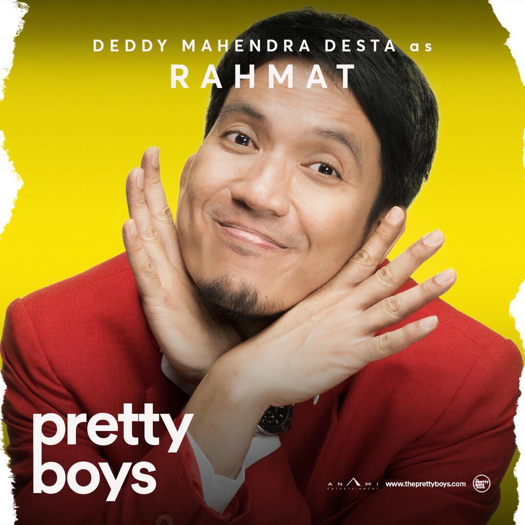 Mengenal Lebih Jauh Karakter - Karakter Di Film Pretty Boys