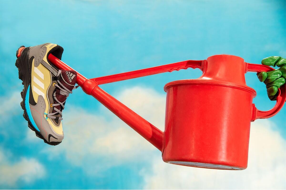 Adidas Rilis Sneakers Spesial Buat Agan yang Hobi Berkebun