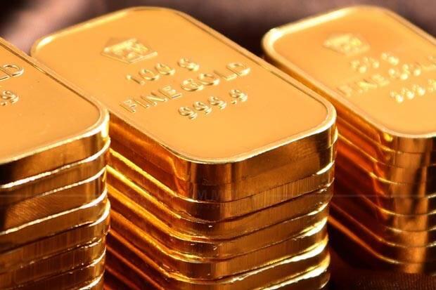 Harga Emas Antam Terpeleset, Emas Dunia Dekati Posisi Terendah