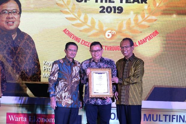 Performa Mumpuni, MNC Finance Raih Penghargaan di Multifinance Awards