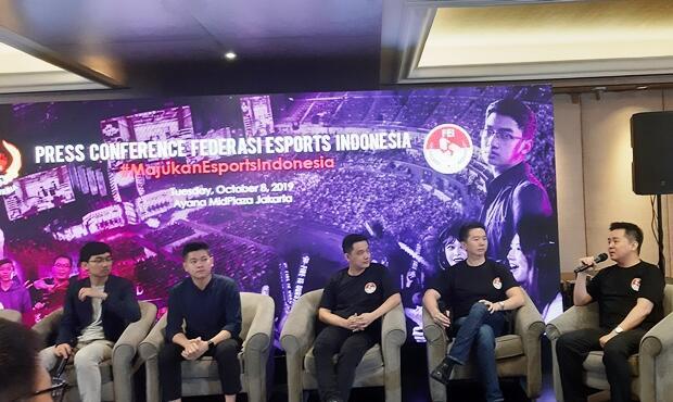 Industri E-sport Bakal Hadirkan Banyak Pelaku Bisnis Kompeten