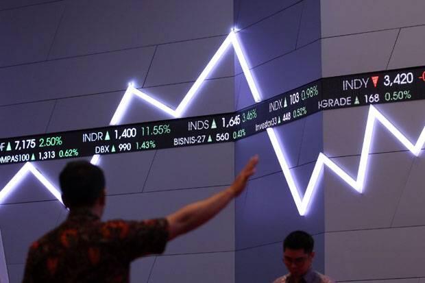 IHSG Ditutup Jaga Tren Positif Saat Bursa Asia Menghijau