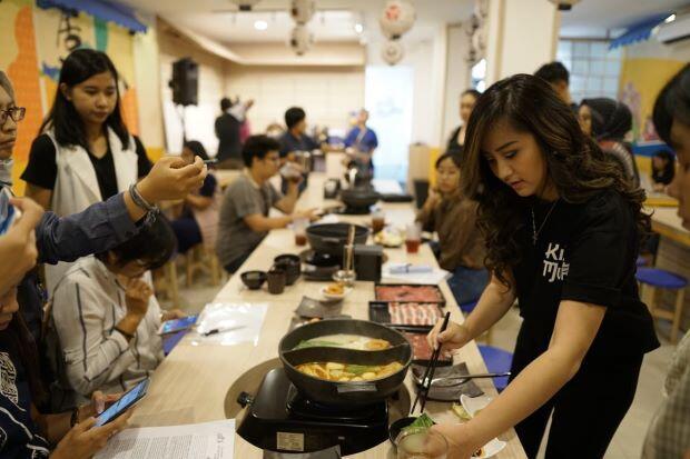 Gandeng 80 Mitra Waralaba, KULO Group Usung Kitamura jadi Resto Shabu-shabu Terbesar