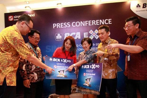 BCA Expo 2019 Manjakan Nasabah dengan Fasilitas One Stop Shopping