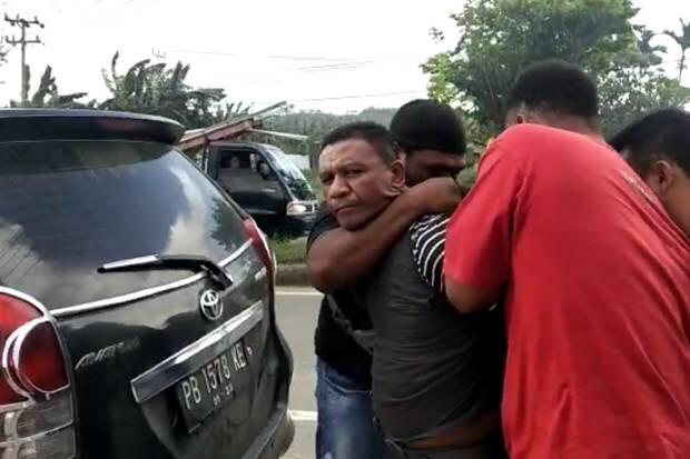DPO Kasus Pemerkosaan Polda Maluku Utara Diciduk di Kota Sorong