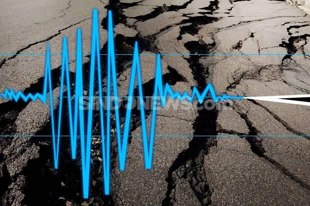 Gempa Berkekuatan 5,4 Magnitude Guncang Enggano Bengkulu